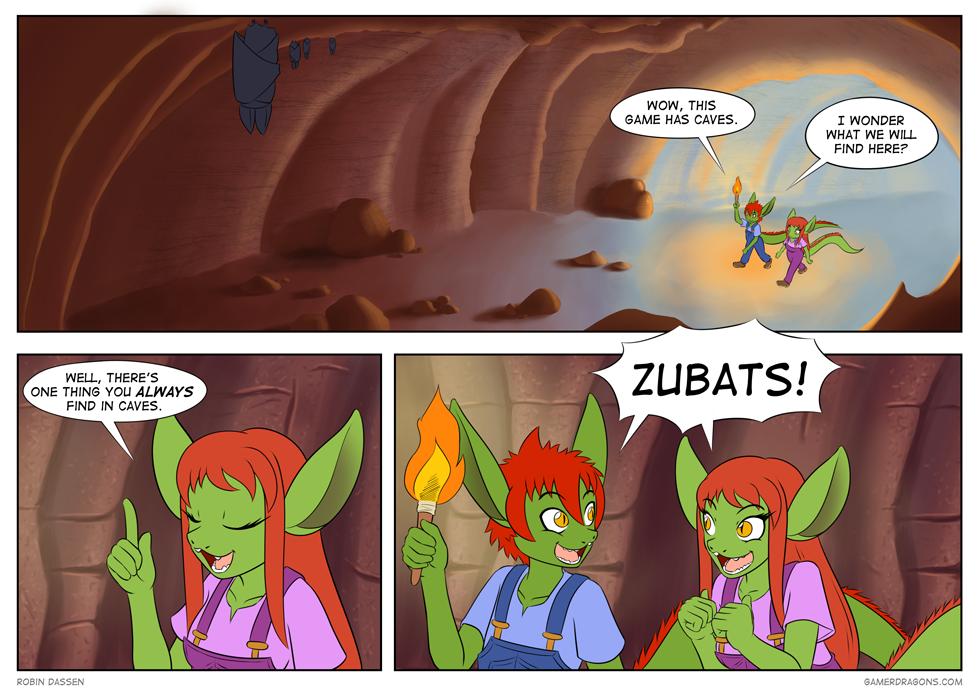 Gamer Dragon comic Stardew_Valley_3