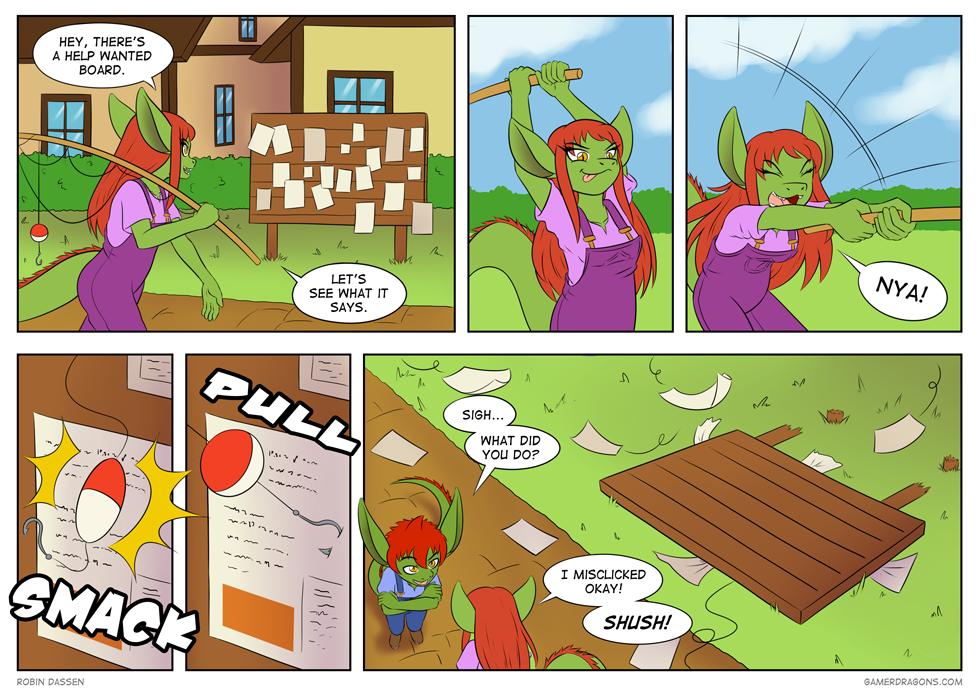 Gamer Dragon comic Stardew_Valley_4